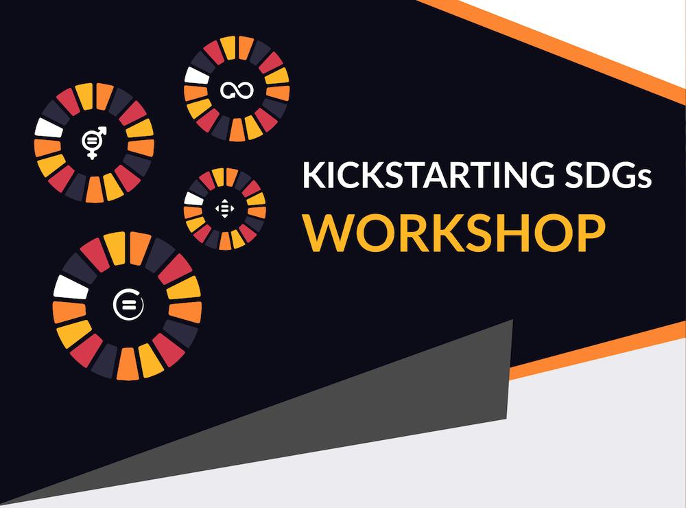 Kickstarting SDGs workshops by EncomapssHK